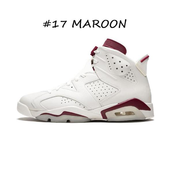 # 17 maroon