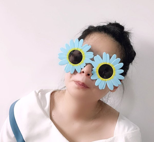 Sonnenblumenblau.