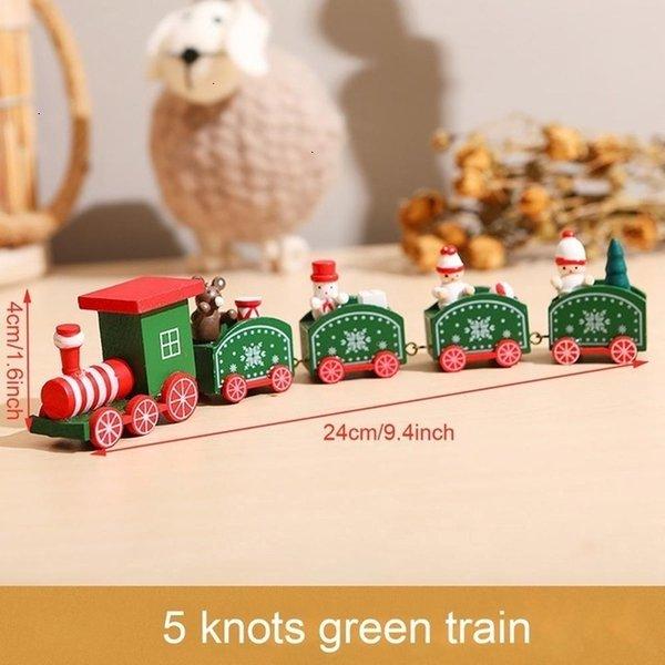 5 Knots Train Vert Style 2