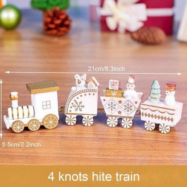 4 Noeuds Blanc train Style 3