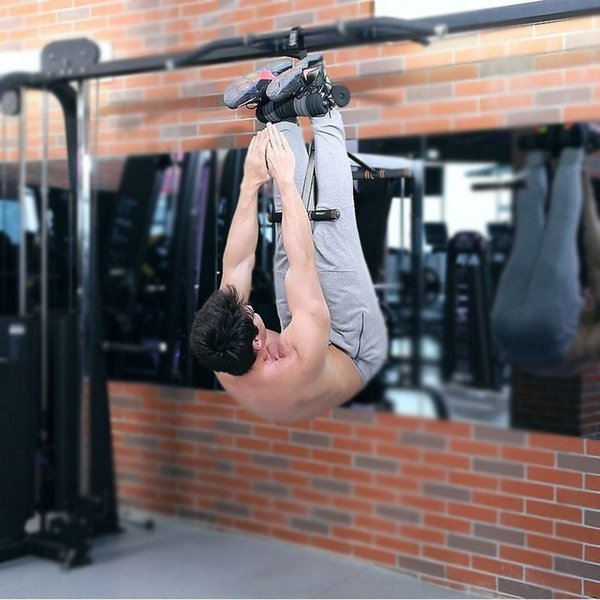 best selling Handstand machine Professional exercise Hanging hook fitness equipment for home Inversion device training Equipment HW091