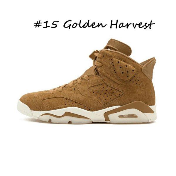 Colheita de ouro # 15