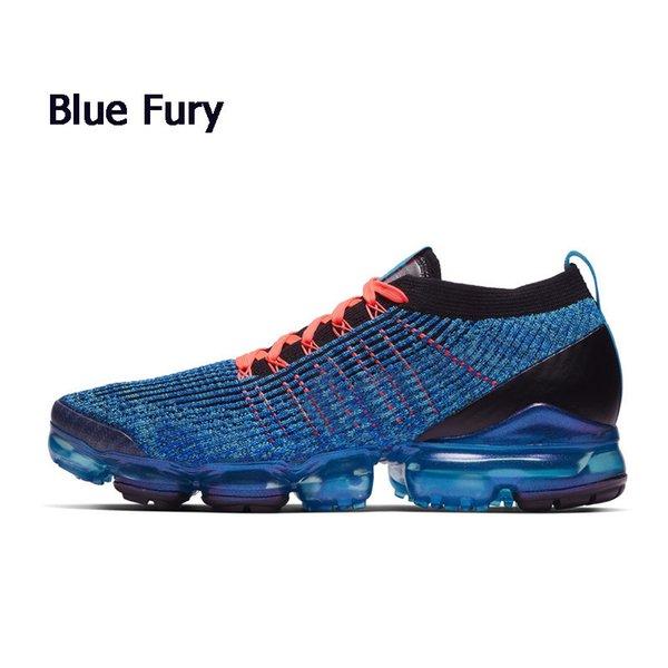 36-45 Fury bleue