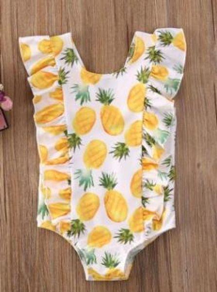 #3 Printed Toddler Beachwear
