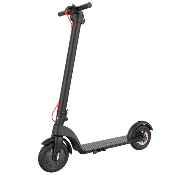 best selling Off-road aluminum alloy 2-wheel 8.5-inch scooter adult folding electric scooter