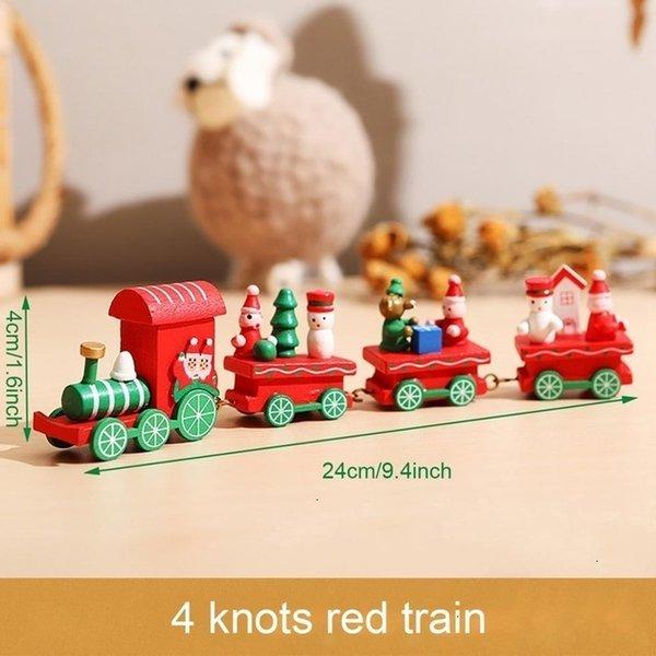 4 Bécasseaux maubèches train Style 1