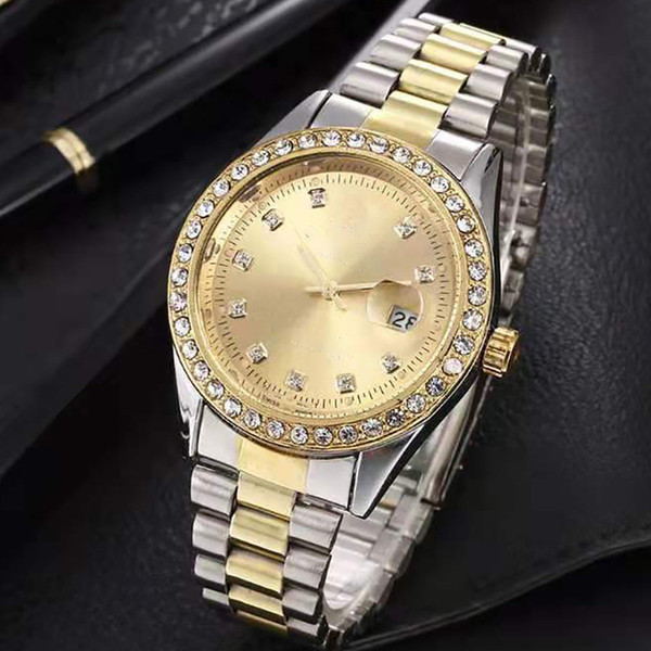 7-2021Mens fashion watch hot selling designer Montreux luxury quartz watch sports business men's watch orologio free shipping