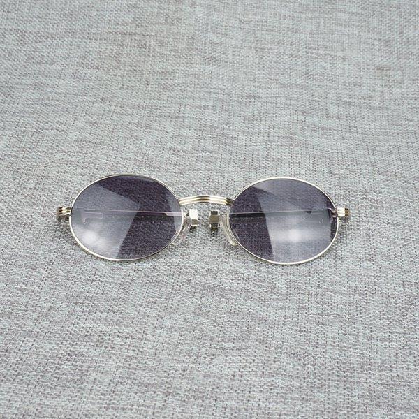 Cadre en argent gris