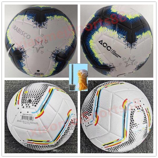 best selling 2021 Copa America soccer ball Final KYIV PU size 5 balls granules slip-resistant football Free shipping high quality ball