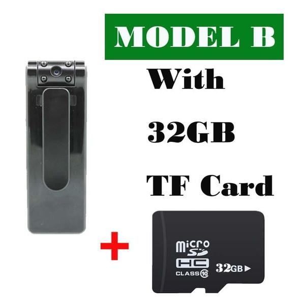 Añadir cámara de 32 GB