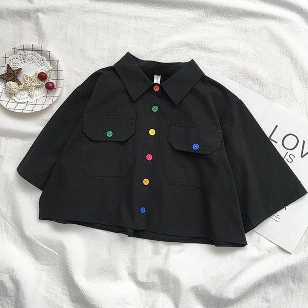 Chemise noire