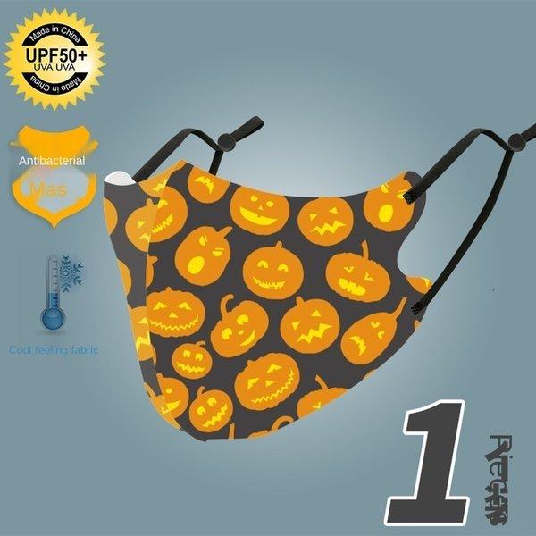 Calabaza de Halloween Linterna-adulto