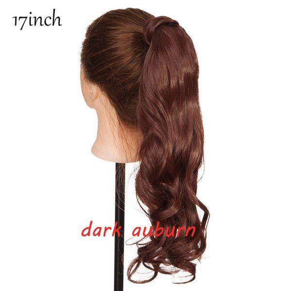 dark auburn-W