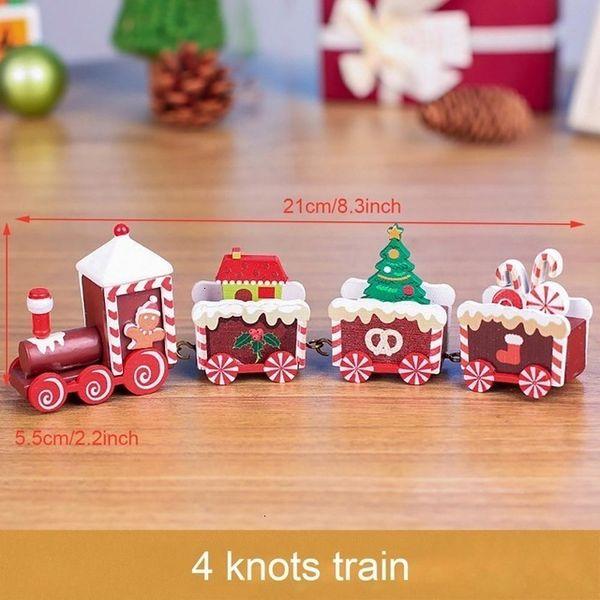 4 Nœuds train style 5