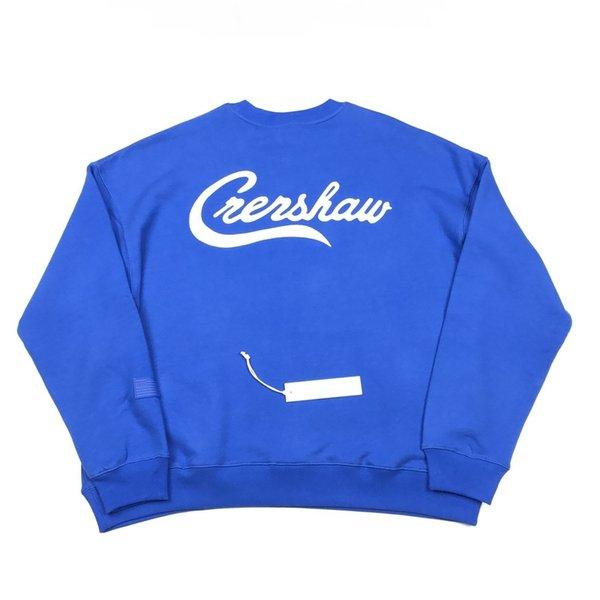 Sweat-shirt bleu