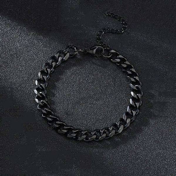 black 3mm*18+5cm