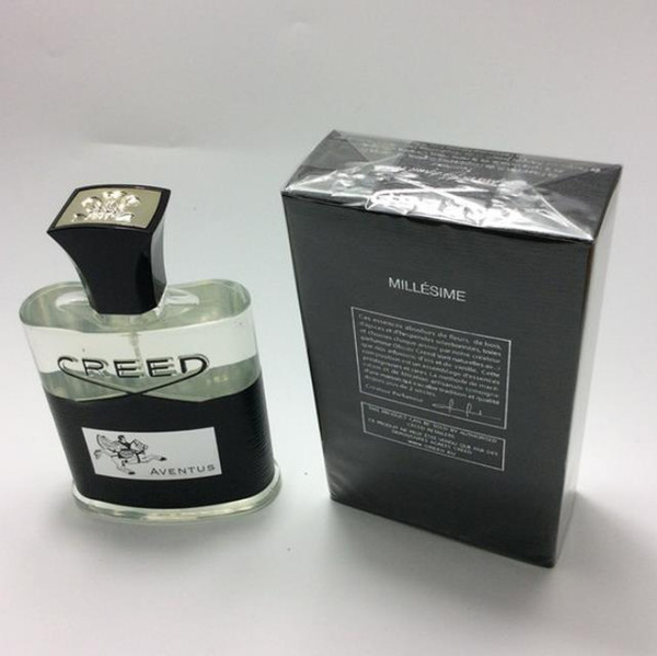 top popular Creed aventus perfume for men 120ml with long lasting time good quality high fragrance capacity scent cologne perfume. 2021