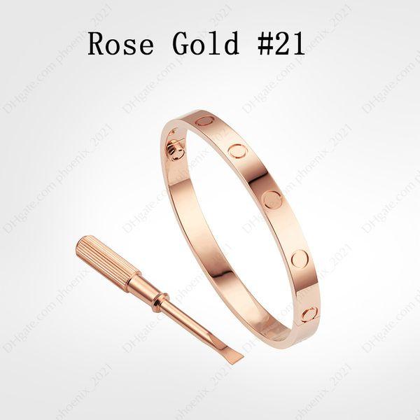 Rose Gold # 21