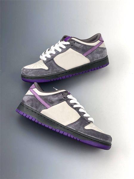 best selling 2021 SB Pro Low Dunks Purple Pigeon Skateboard Shoes Light Graphite Prism Violet Men Women Sports Designer Sneakers Trainers