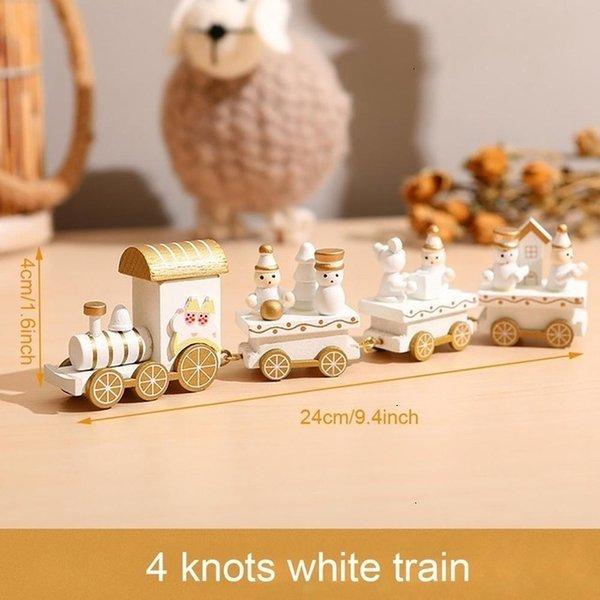 4 Noeuds Blanc train Style 1