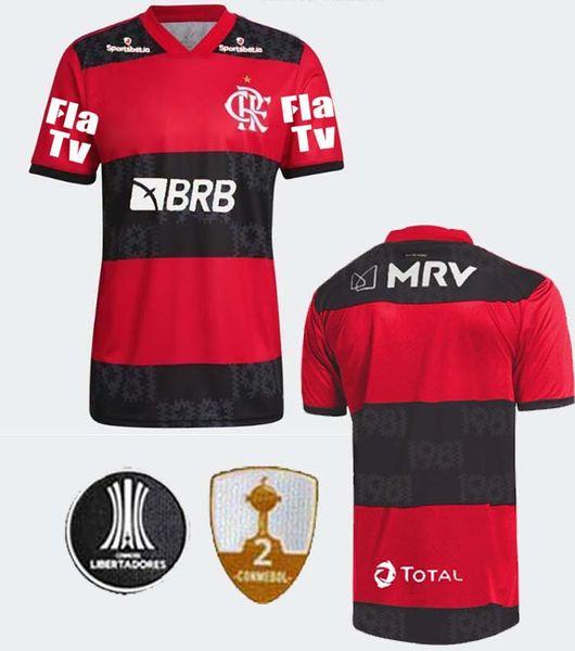 2021 Home + Sponsors + Patchs Libertadores