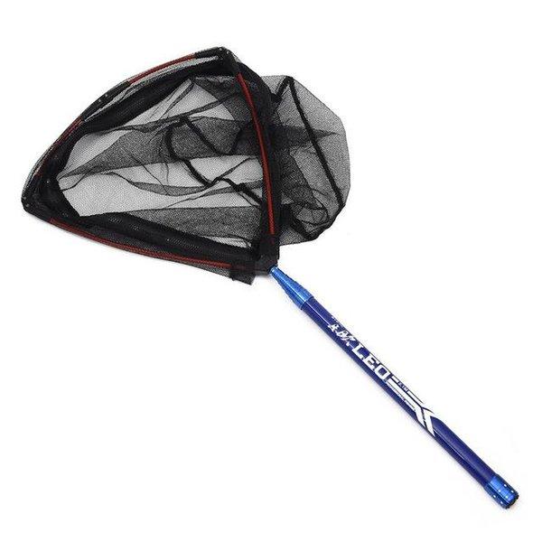 Fishing net rod