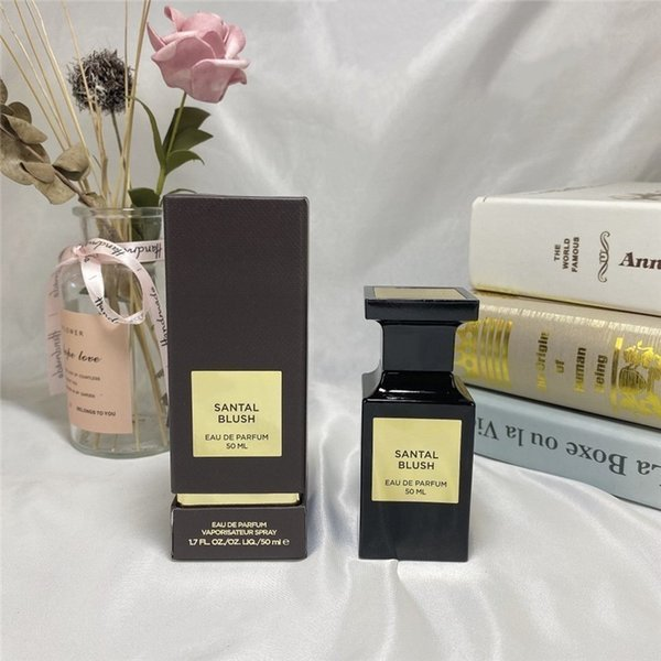 top popular Factory direct 50ml women perfume SANTAL BLUSH eau de parfum high quality Attractive fragrance good smell Fast Delivery 2021