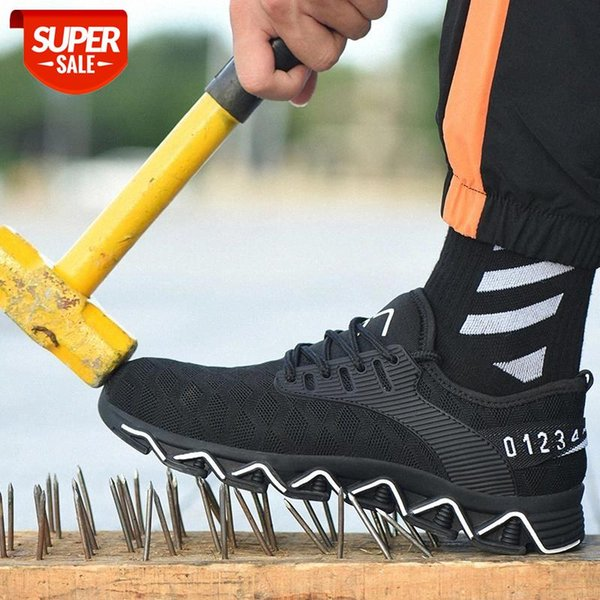 Unisex Steel Toe shoes Work Safety Shoes Breathable Anti-smashing Anti-puncture Non-slip Protective Working Shoes Safety Boots #l08n Cataloge Men Shoes, Shoes For Men, Male Shoes, Fashion ShoesStyle Fashion / Trendy / New / HotOccasion All Match / Streetwear / Club / PartyFor Group Men / MaleWearing Design Fashion / Comfortable / BreathableFeatures High Quality / AntiwearingKeywords Men Shoes, Shoes For Men, Male Shoes, Fashion Shoes