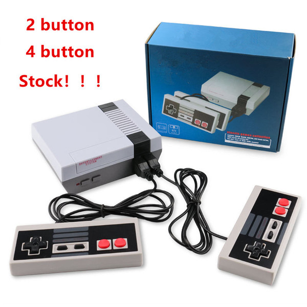 top popular New Arrival Mini TV can store 620 Game Console Video Handheld for NES games consoles with retail boxs fast 2021