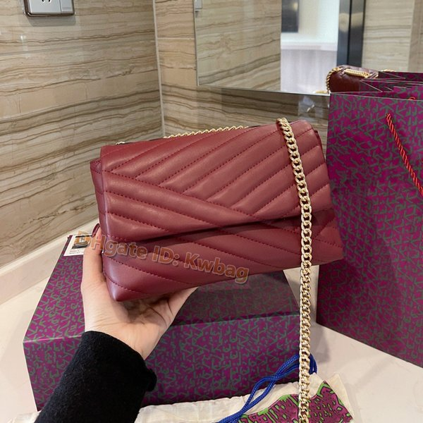 top popular 2021 women shoulder chains Handbags Fashion Cross body handag messenger bags Ladies Clutch Purse Classic Luxurys Designers Flap tote bag Top quality wallet 2021