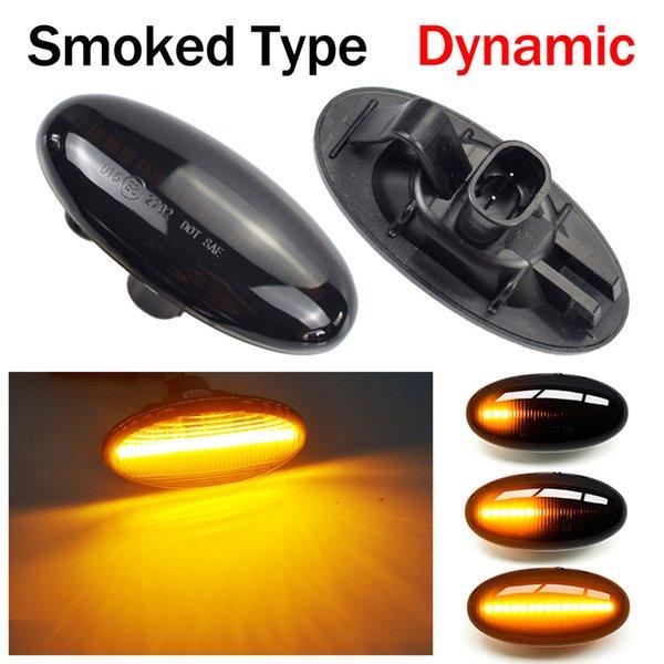 Dynamique Type de fumée
