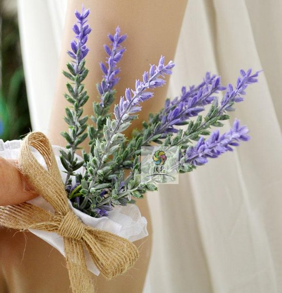 purple wrist flower
