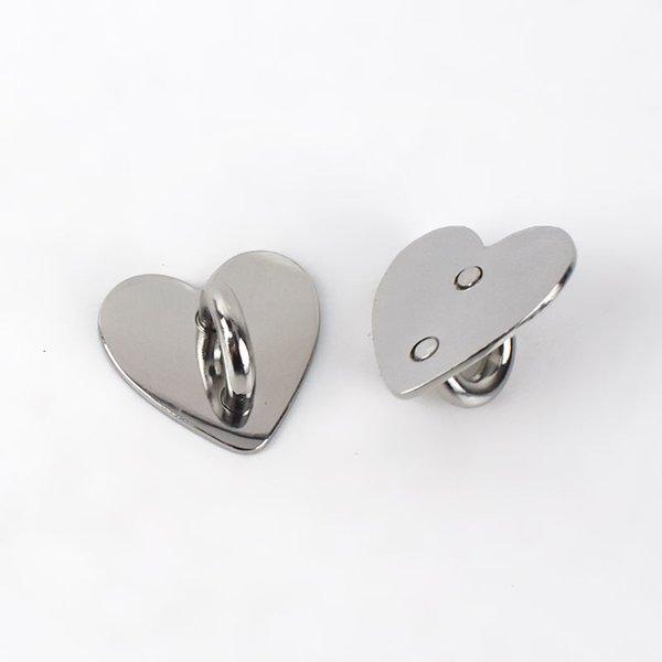 Silver-2.5cm-10pcs