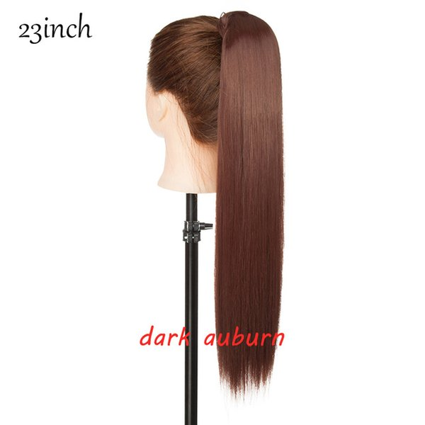 dark auburn-S