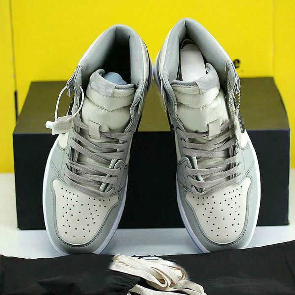 best selling Oblique New High OG 1 1s Basketball Shoes Ice Blue Desingers High top culture wild casual Basketball Shoes For Men Women Sneakers Sports