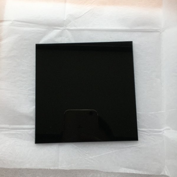 best selling Multiple Size 312nm 302nm 312nm UV Pass Filter ZWB1 UG11 U-340 Ultraviolet Bandpass Optical Glass Visible Light Cut