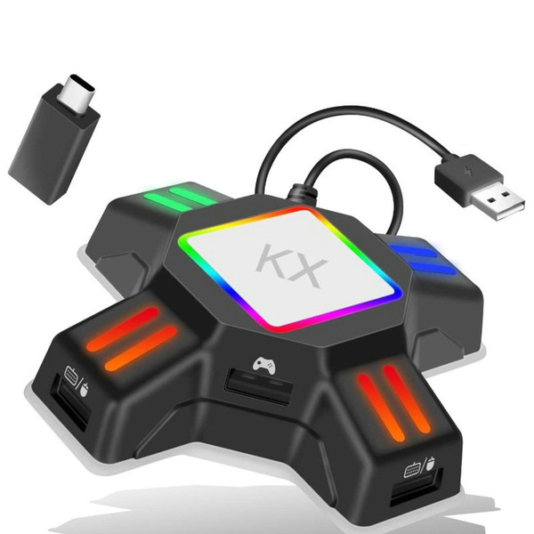 KX converter
