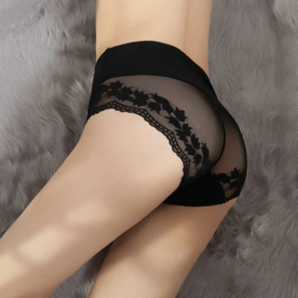 top popular Women Designer Underpants Ladies Sexy Lace Panties Womens New Transparent Girls Shorts Luxury Lace Underwear High Quality for Wholesale 2021