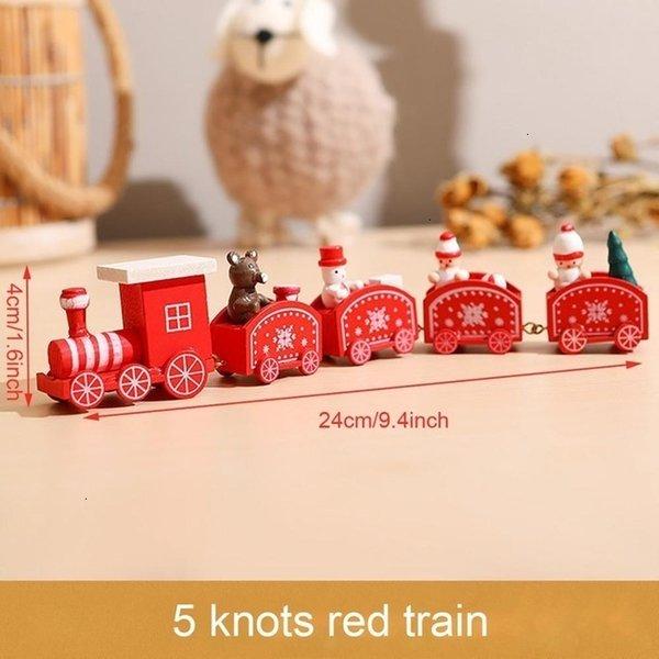 5 Bécasseaux maubèches train Style 2