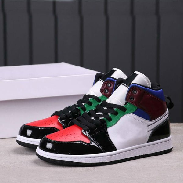 top popular 2021 New 1 Mid BHM EQUALITY 1s Women Men Basketball Shoes outdoor Sports Sneakers Mens Trainers 2021
