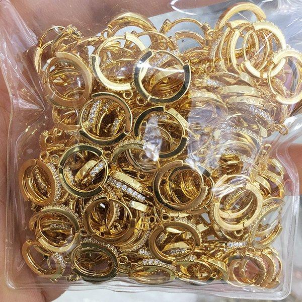 Couleur d'or 18 carats