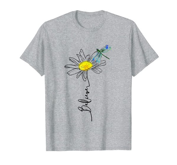 Daisy and Dragonfly - Dragonfly Lady T shirt