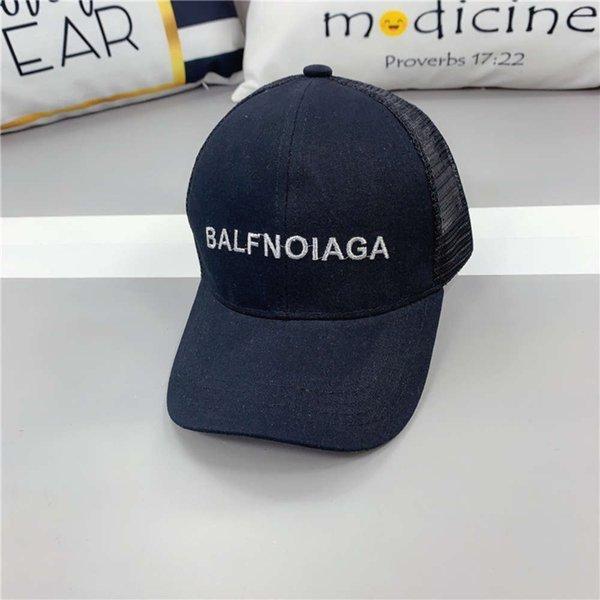 Black - Balf Mesh Cap