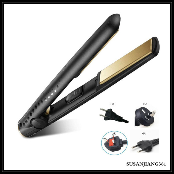 best selling STOCK Hair Straighteners V Gold Max Hair Straightener Classic Professional styler Fast Hair Straighteners Iron HairStyling tool Best Quality