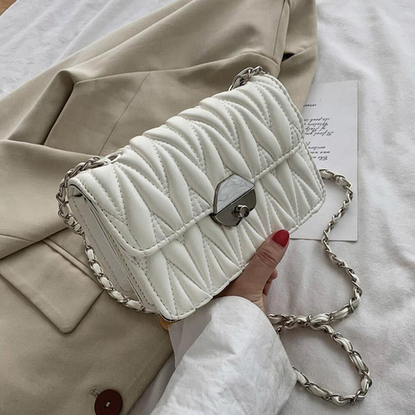 Weiße Handtaschen