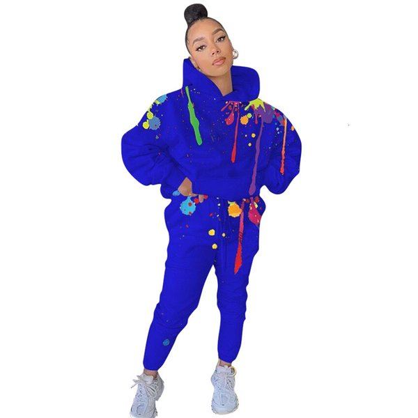 2-piece Assemblies for Women Hoodies Topos and Clothing 2021 Sale Hot Fashion Inkjet Printing Street-style Sports Outfits Sets 9g5v Hello, Welcome, we provide good products and services, in our shop to order, you will be satisfied with our products, please do not hesitate, thank you.