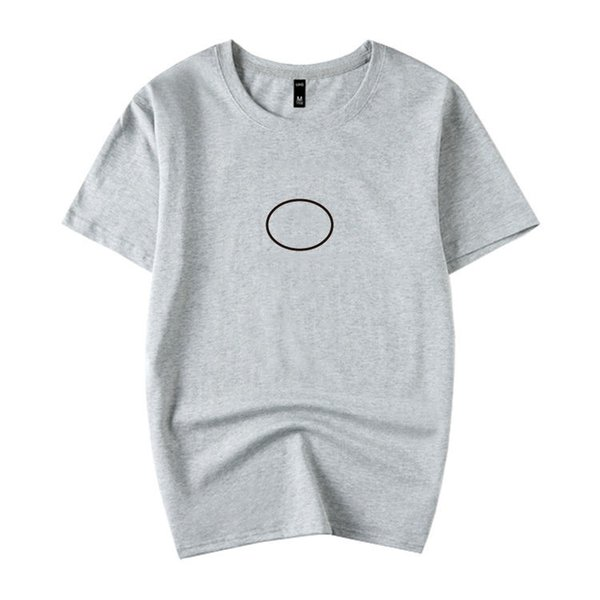 top popular mens T-shirt luxury Men Women white Embroidery Casual Street T-shirt Designer letter fear of god mens designer t-shirts male Clothing 2021