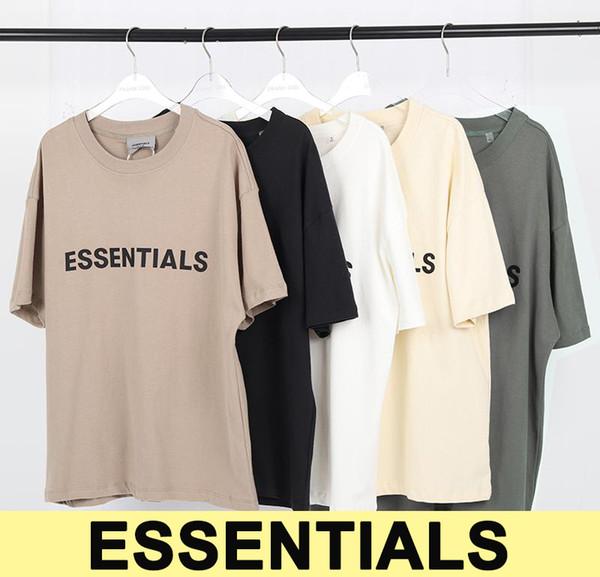 top popular 2021 Spring Summer Front 3D Silicon Logo T Shirt Tee Skateboard Tshirt Men Women Short Sleeve 2021