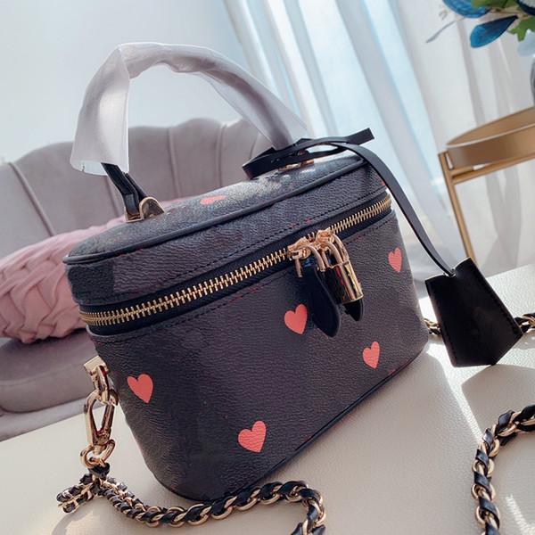 top popular 2021 Makeup Bag Women fashion Make Up Bags Pouch Designer Cosmetic Bages Handbag 2021