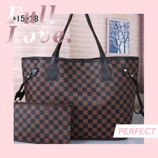 "best selling LV…""Louis…Bag""Vitton""handbags Women shoulder bag 2pcs set shopping tote bags high quality"